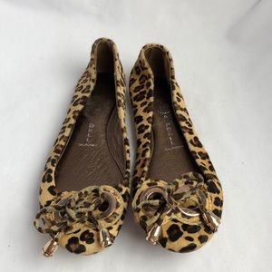 Jeffrey Campbell Cheetah Flat Shoes